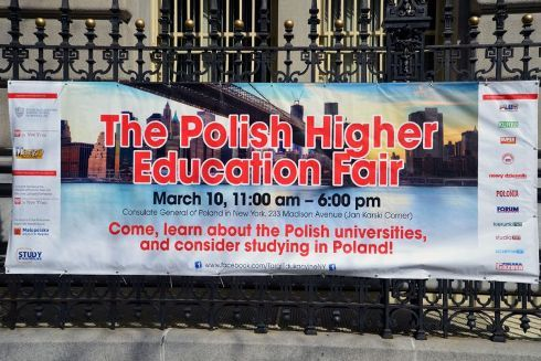 A report from the Education Fair of Polish Academies, New York City 2013 | Link to Poland