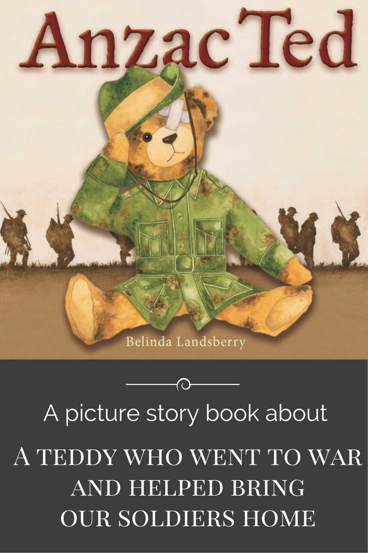 Your child will love to have their own Anzac Teddy Bear! WIN one in our competition during March 2015.