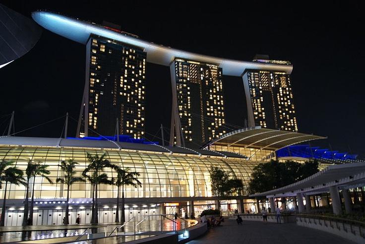 Marina Bay Sands Shopping Centre. Singapore. Stunning