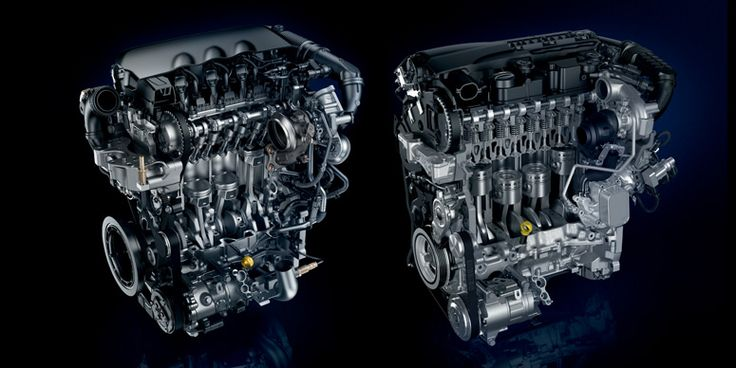 Engines by Peugeot