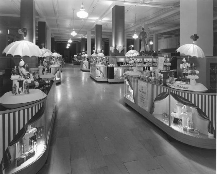 Bullocks Department Stores Vintage Life Modern Art