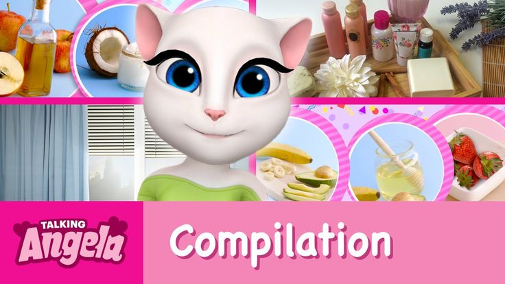 Talking Angela - My Beauty Video Compilation xo, Talking Angela #TalkingAngela #MyTalkingAngela #LittleKitties #party #new #video #YouTube #summer #fun #happy #summertime #beauty #tutorial #diy #makeup