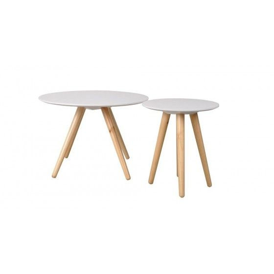 Table d'appoint en bois Bee – Table d'appoint design