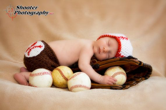 Newborn picture: Cute Baby, Newborns Pictures, Baby Boys, Diapers Covers, Photos Props, Newborns Photography, Newborns Poses, Photography Ideas, Baseball Hats