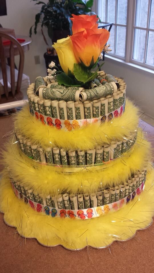 Dollar Cake Images : Dollar Bill Cake Money origami Pinterest Dollar ...