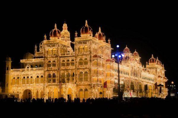 Mysore sight seeing