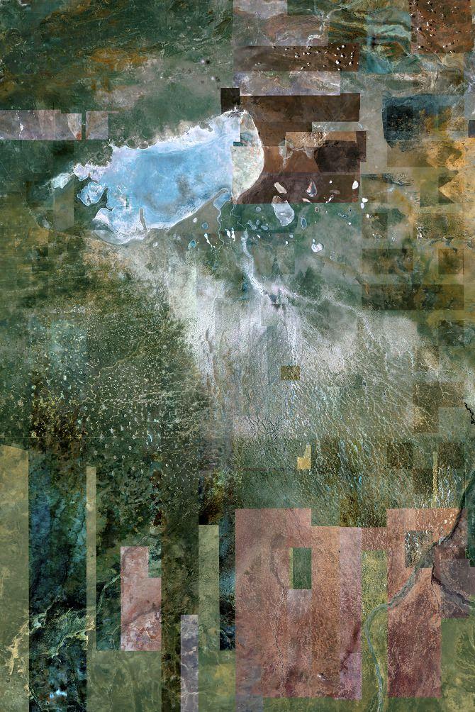 David Thomas Smith - Arecibo - Birth of Man