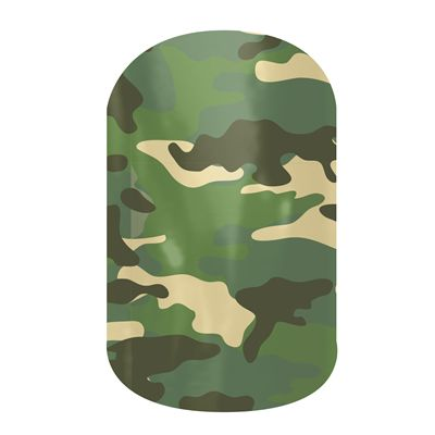 Army Camo  Buy 3 sheets of nail wraps and receive 4th FREE! Contact me for a free sample.  ashleydean.jamberrynails.net