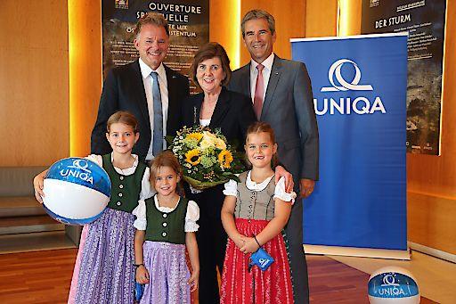 Wenn Kunst Spaß macht: UNIQA Österreich lädt zur Kinderoper Die Feenkönigin