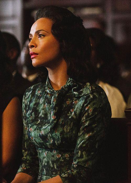 Carmen Ejogo, in Selma, 2014.