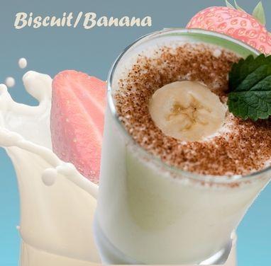 Smoothie Μπισκότο/Μπανάνα - Συνταγές - Tlife.gr