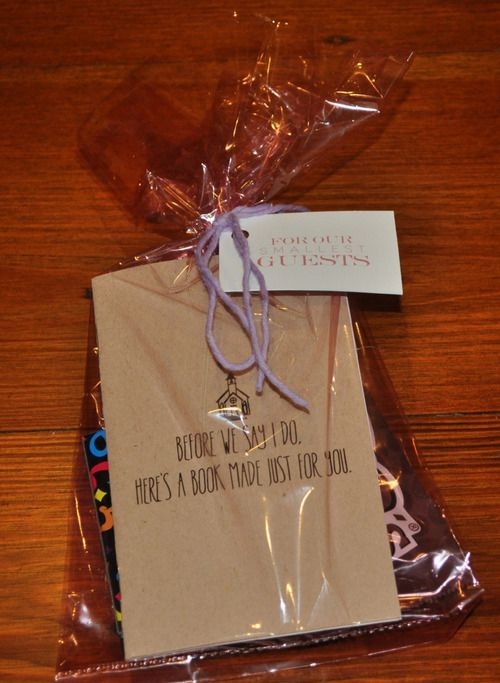 kids wedding welcome bags