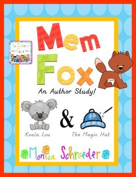 Friends~This file is a 42 page download for teaching with 2 of Mem Fox's adorable books: Koala Lou and The Magic Hat. Your students will love these sweet stories! Included in this file you will find background information for Mem Fox as an author and also information about Australia. Your students will complete a Koala research report and an Australian flag. $6.39