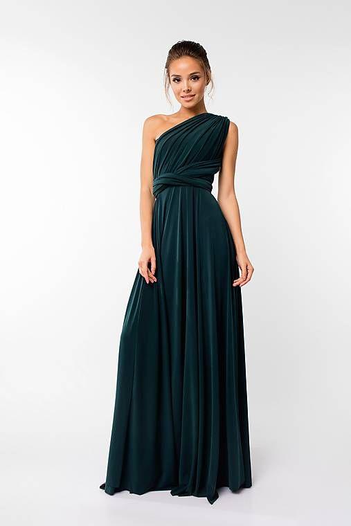 FashionGuide   Maxi šaty TRANSFORMERS c81c4ada15