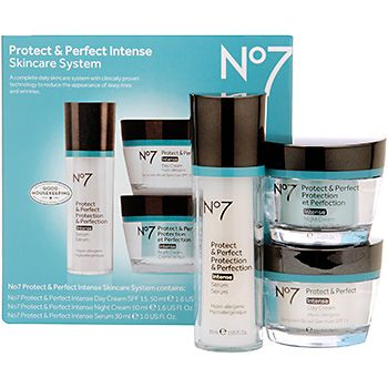Love that I got 20% off No7 Protect & Perfect Intense (KIT) (SPF15) from Boots Retail USA for $59.99.