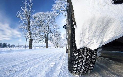 Kombination af hård vinter og nedslidte dæk i Europa kan føre til mangel på vinterdæk