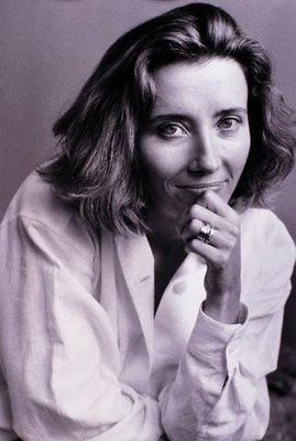 """Emma Thompson: """"I don't see how I could be as effective a mother as I'd like to be if I had to go away and act all the time…I've found over the years that I can get the same kind of creative satisfaction from writing as I have heretofore gotten out of acting. It's very encouraging, really."""""""