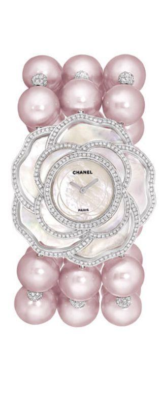 LES PERLES DE CHANEL COLLECTION via ❤ Pink & Silver ~ Chantelle ❤