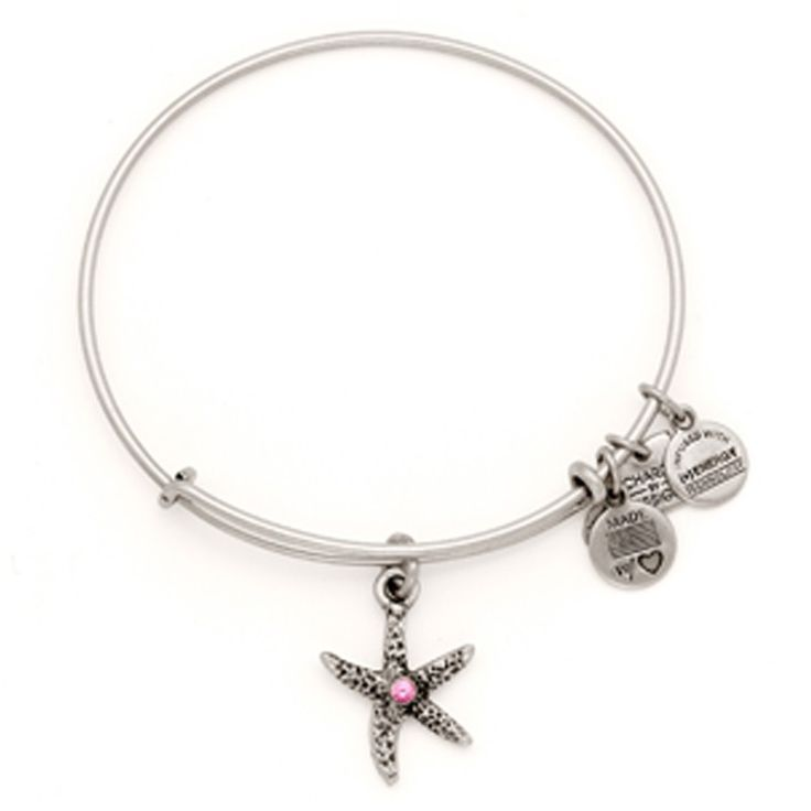 Arms of Strength Charm Bangle | Alex and Ani Silver Alex and Ani at Currents Gifts, West Dennis, MA on Cape Cod. Check out www.CurrentsGifts.com for more information. #AlexandAni #CurrentsGifts