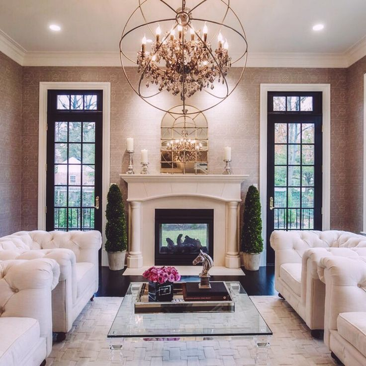 Formal Living Room: 561 Best Images About Traditional Living Room On Pinterest
