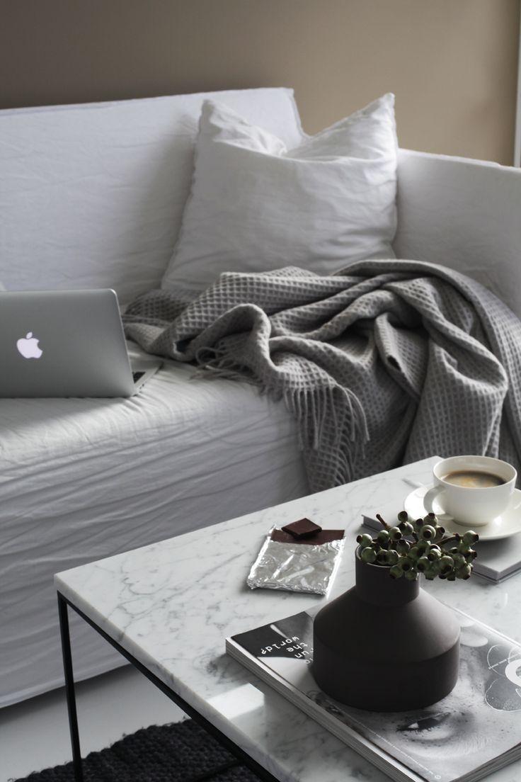 Living room by Elisabeth Heier