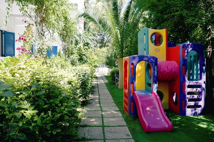 Daphne's Club garden playground