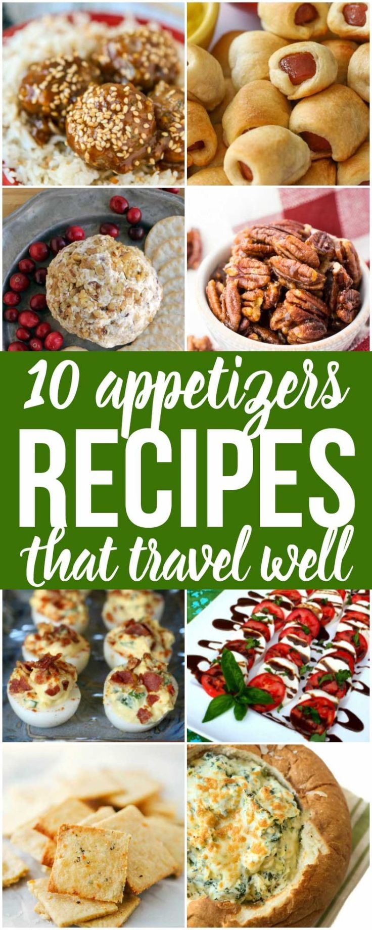 Traveling to a party or to visit family and friends this holiday season? Skip the crockpot in the trunk and go with one of these potluck recipes that travel well instead. With everything from easy breakfast recipes to make ahead desserts, these dishes that travel well has something for everyone and every occasion.