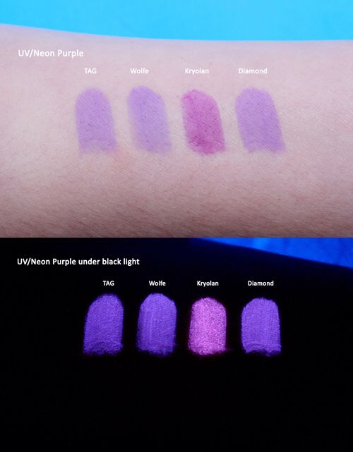 134 Best Images About Face Paint Supplies Swatches On