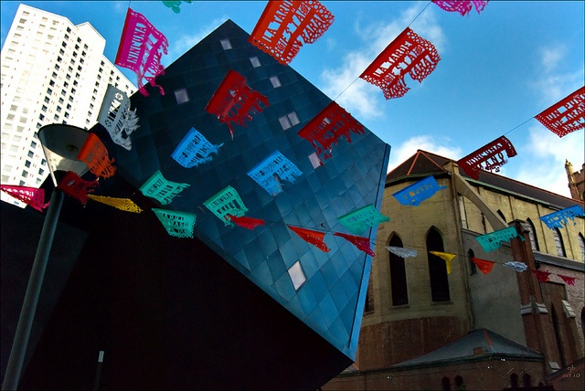 Cube at the Jewish museum   (1 Oct 10) by ejbSF, via Flickr