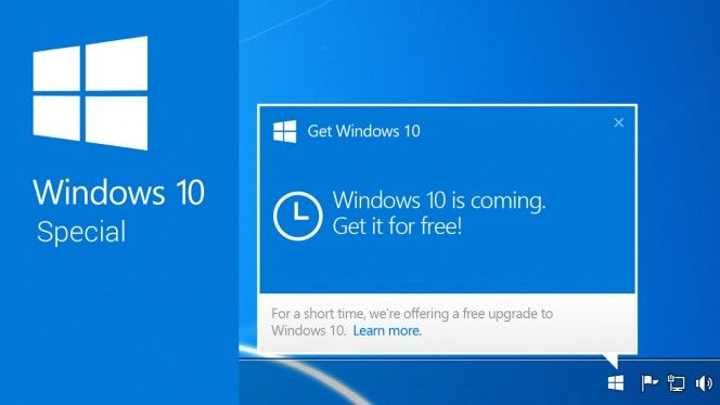 Making Windows 10 Free comes at a huge cost to Microsoft. Image credit: Microsoft