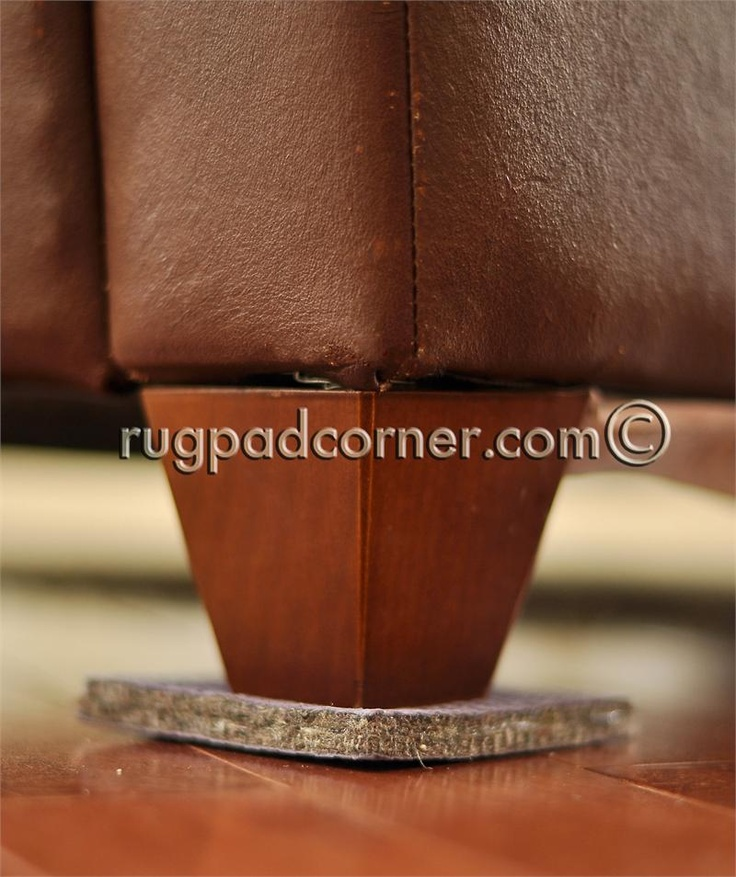 Dura-Grip(TM) truly works like nothing else to keep any furniture from sliding and moving on any floor.