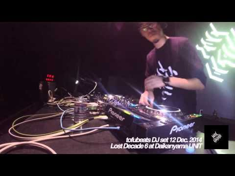tofubeats DJ set / Lost Decade 6 20141212 - YouTube