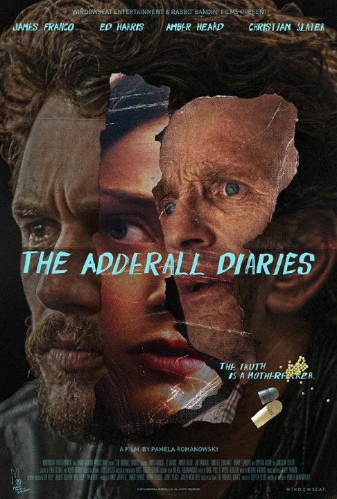 The Adderall Diaries (2015)- 4 Julio, lunes