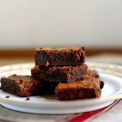 dairy free brownies!!!! Miss brownies sooooooooo much!!!!!