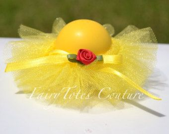 Items similar to Belle tutu dress Beauty and the Beast yellow marigold nb-4t on Etsy