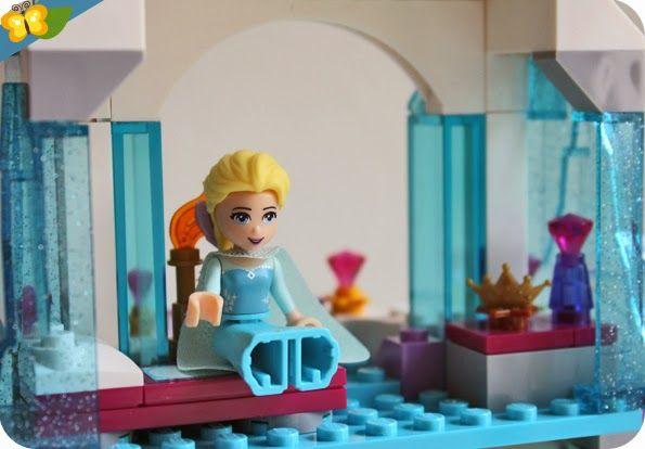 Le palais de glace d'Elsa - La Reine des neiges par LEGO® Disney Princess™ (41062)