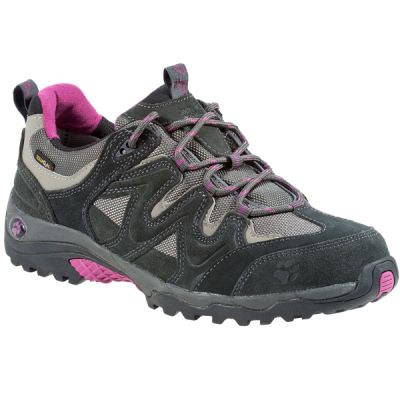 JACK WOLFSKIN - Womens Canyon Hiker Texapore Shoe