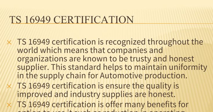 114 best TS 16949 certification images on Pinterest | Management ...