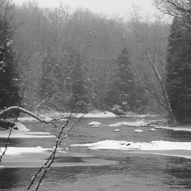 Beaver Creek starts its freeze. #thebeave