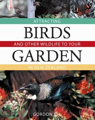 Gordon Ell has built up a wealth of knowledge on the subject since his Encouraging Birds in the New Zealand Garden was published in 1981 (and went on to reprint 11 times). In this highly practical new hardback book, which includes beautiful bird and nature photography by Geoff Moon and others, enticing birds, lizards, butterflies and other animals into your backyard is made simpler than ever
