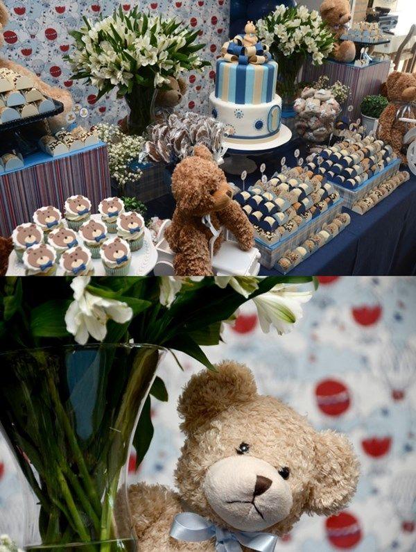 Festa ursos: um clássico!  (Bear party)