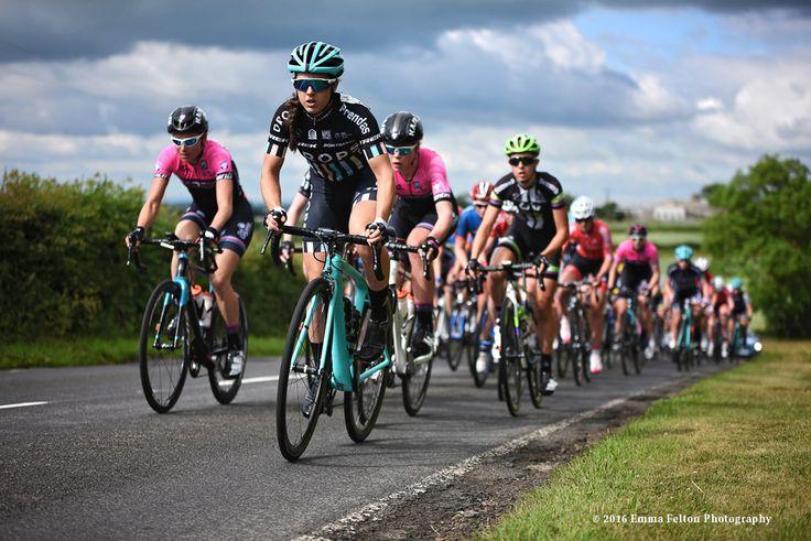https://flic.kr/p/JziyWP   Women's National Road Race Championships   Stockton on Tees - June 2016