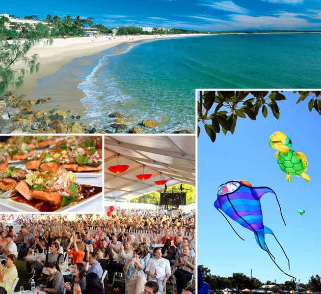 It's food festival month in Queensland