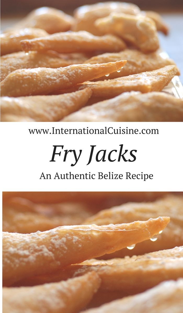 This super easy fry jacks recipe is a treat anytime.  I mean really who doesn't just love fried dough smothered in honey and powdered sugar.  YUM