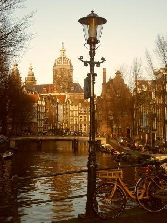 Amsterdam, Nederland: Red Light District