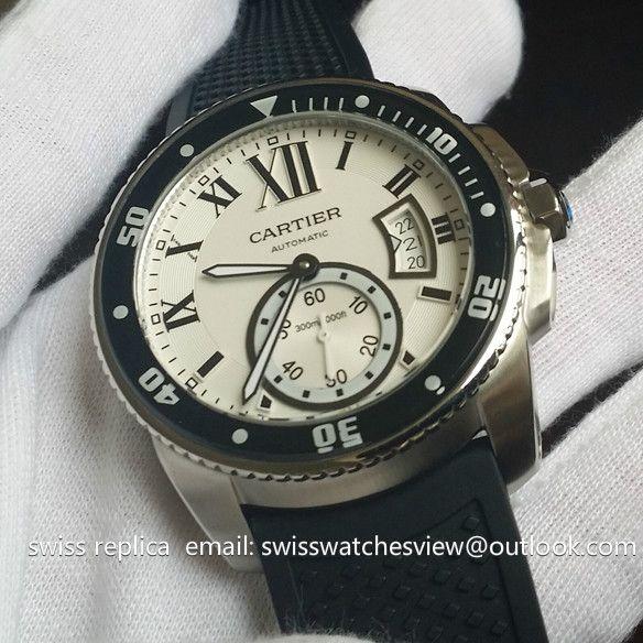 Cartier Calibre de Cartier Diver 42mm w7100053 Cartier Calibre de Cartier Diver 42mm w7100053 [w7100053] - $297.00 : Chanel j12 White/black Ceramic Watches Price List