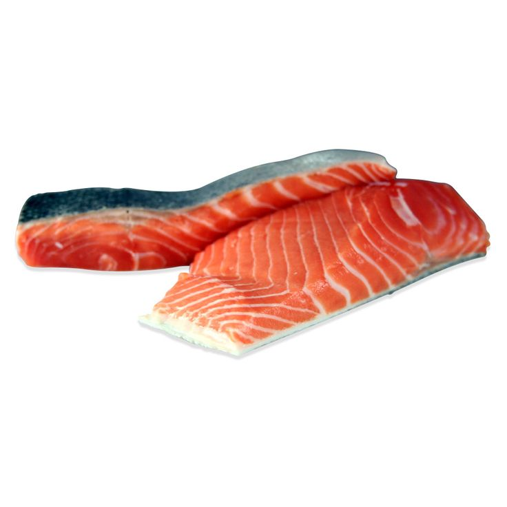 Wild King Salmon Fillets