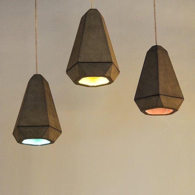 Portland Concrete Pendant Light