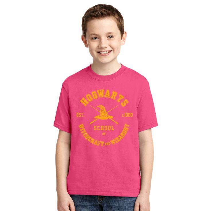 Harry Potter, Hogwarts Graduation Youth T-shirt