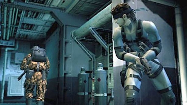 Still Playing: Metal Gear Solid 2 Sons Of Liberty